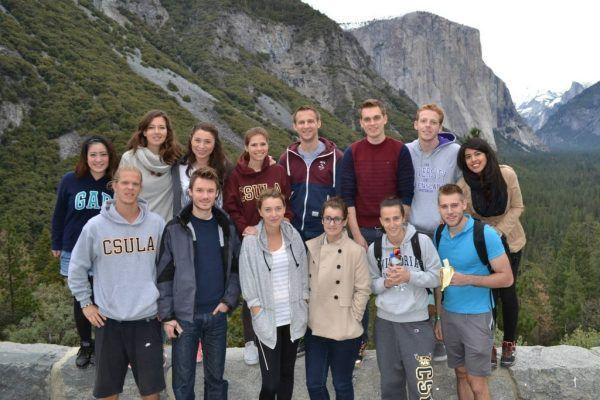 The Yosemite gang