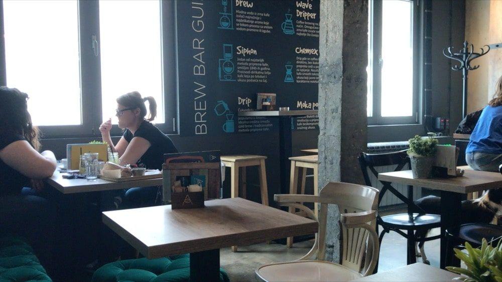 Aviator Coffee Explorer Belgrade