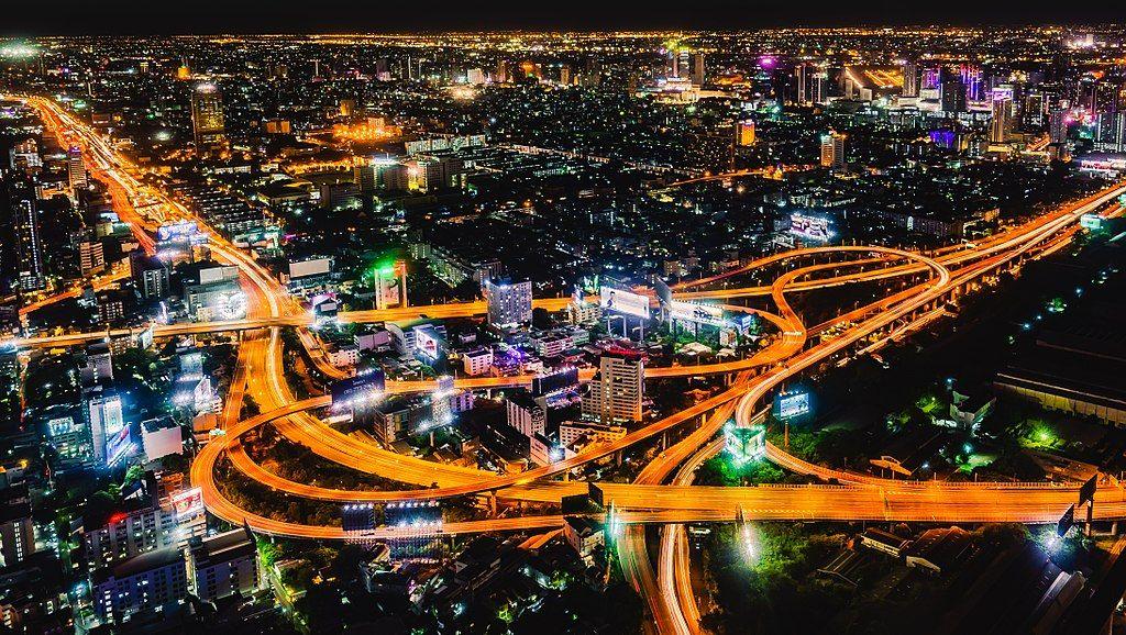 Bangkok digital nomad destination