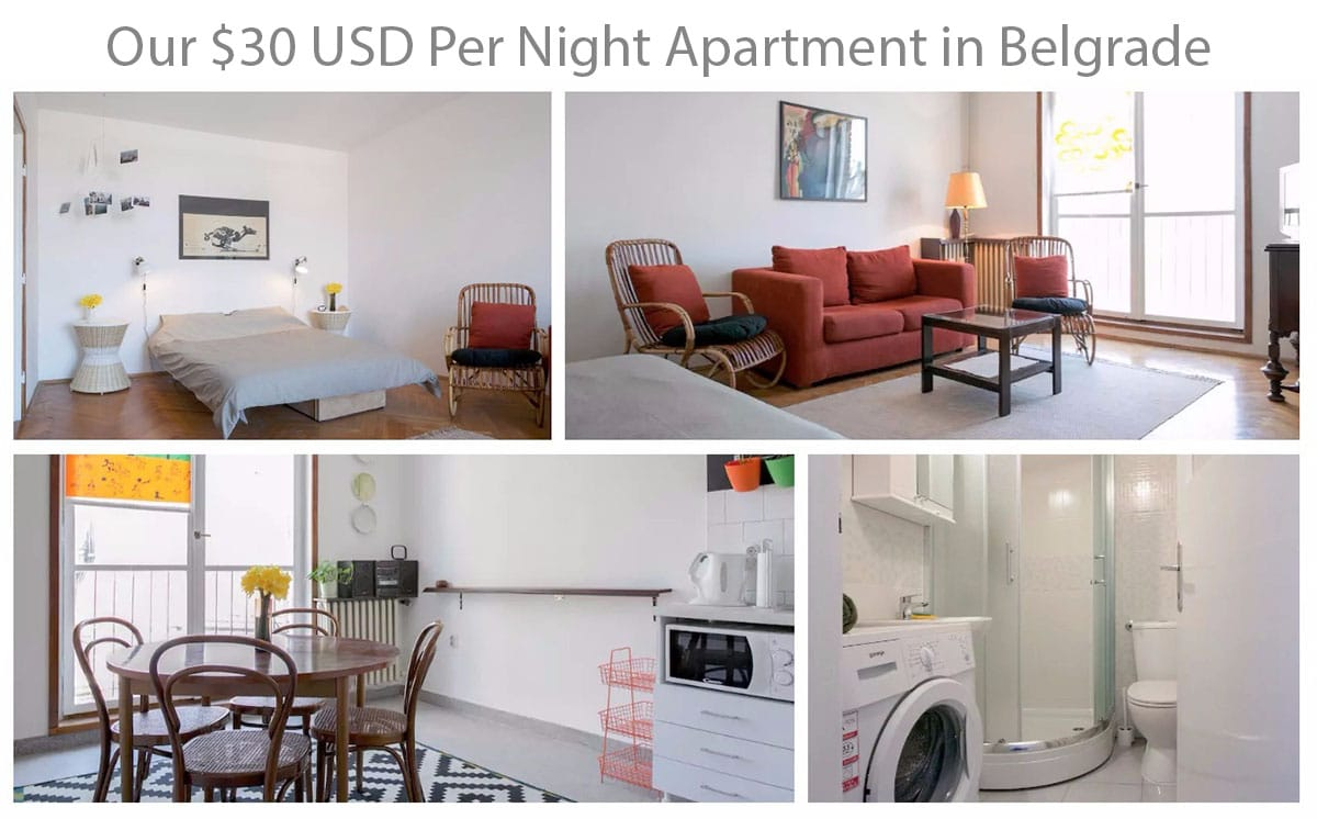 Our Belgrade Apartment