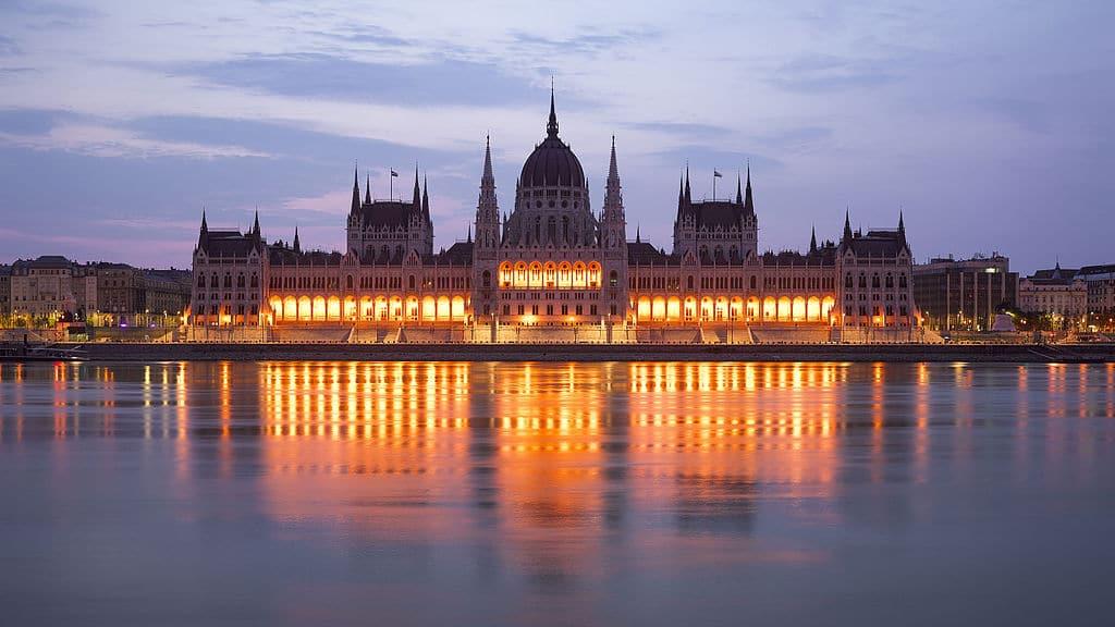 Budapest digital nomad destination