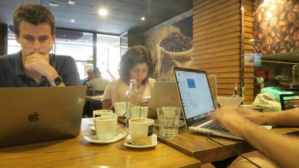Cafe Regina Digital Nomad Cafe