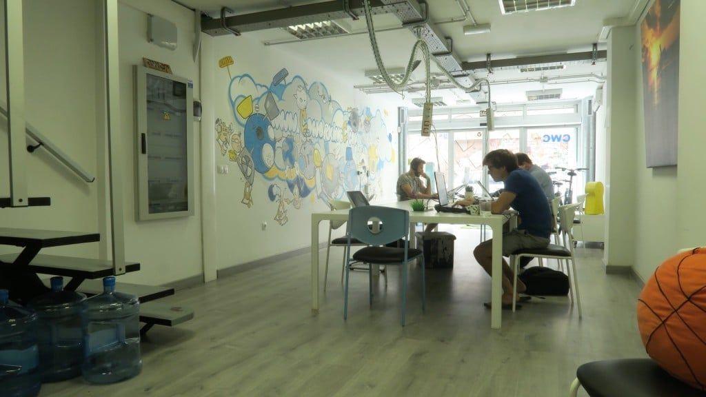 CoworkingC Las Palmas Gran Canaria