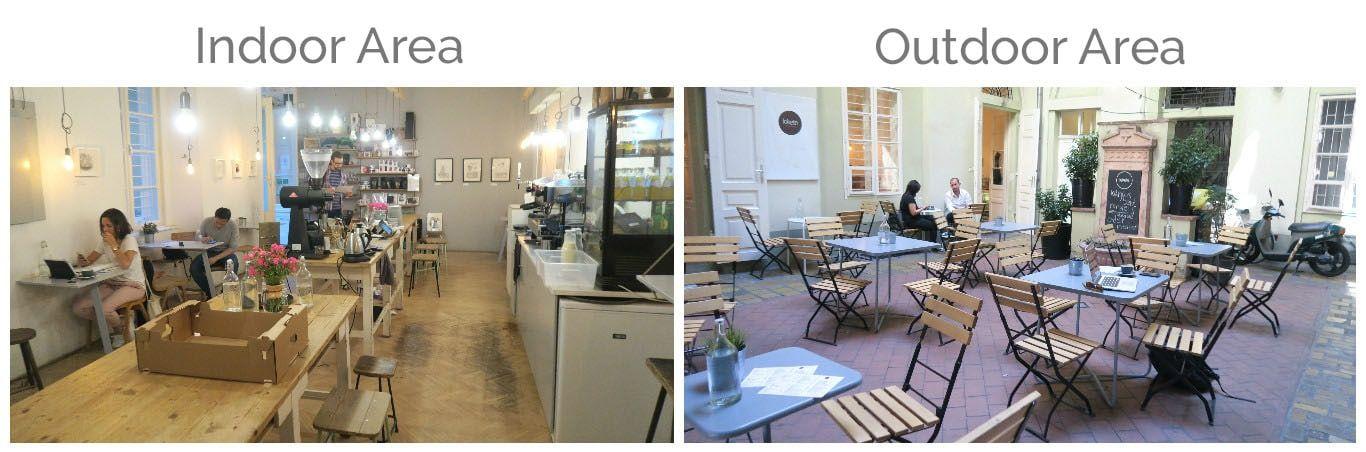 Fekete Cafe Budapest