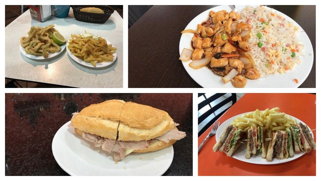 Food and Drink in Las Palmas