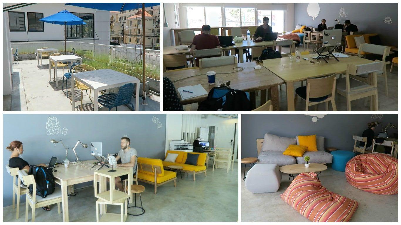 Garage Society Coworking Space Phuket