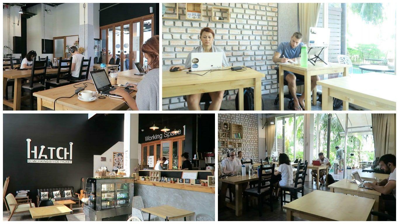 Hatch Coworking Space Phuket