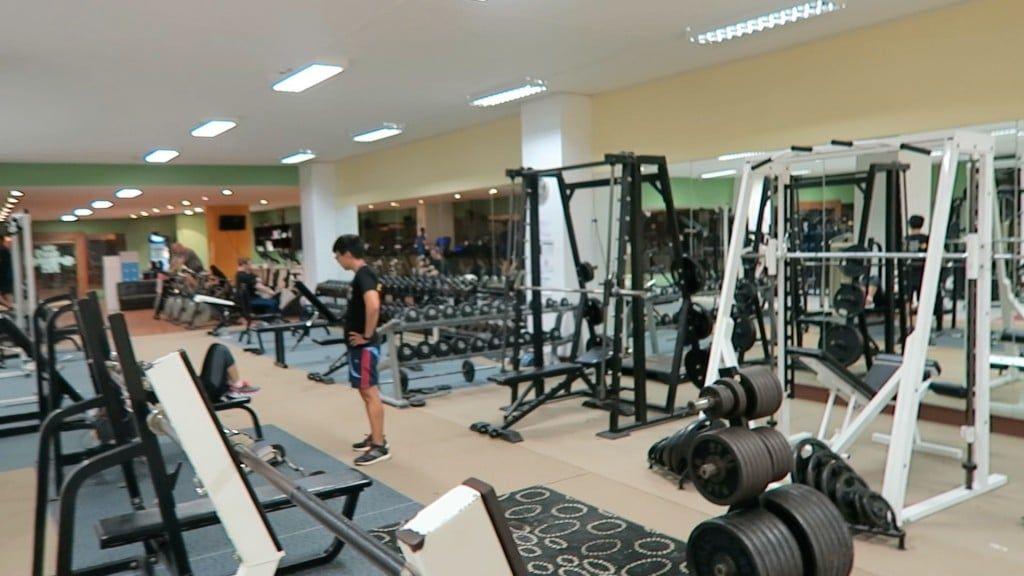 Hillside Gold Gym