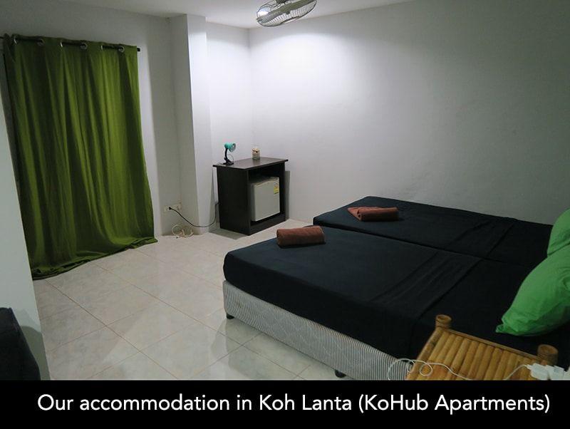 Koh Lanta Accommodation
