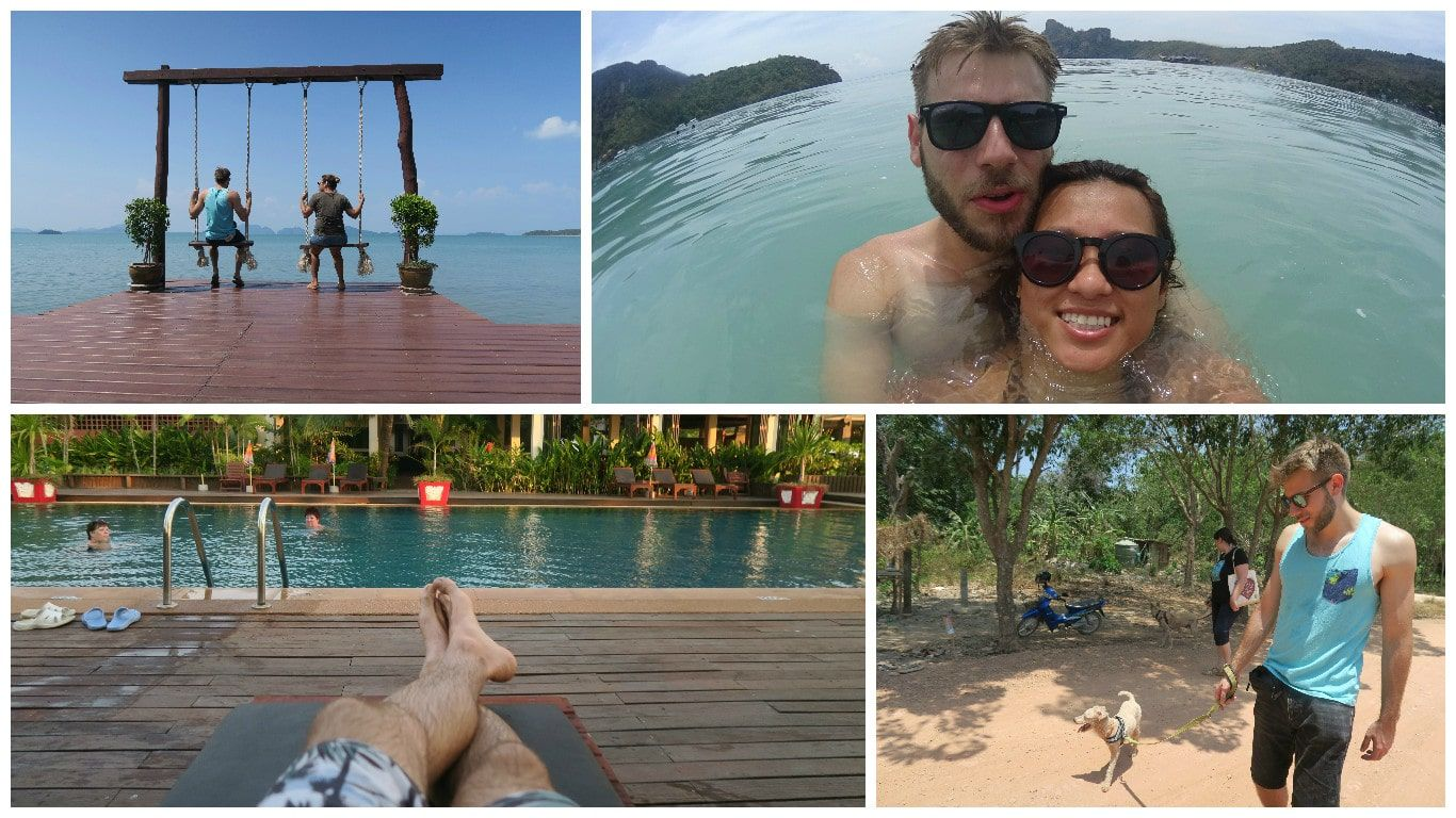 Some of the activities we got up to in Koh Lanta
