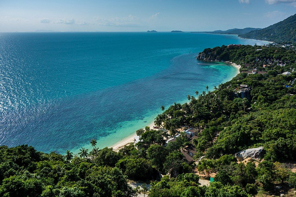 Koh Phangan digital nomad destination