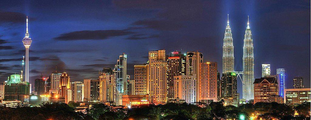 Kuala Lumpur digital nomad destination
