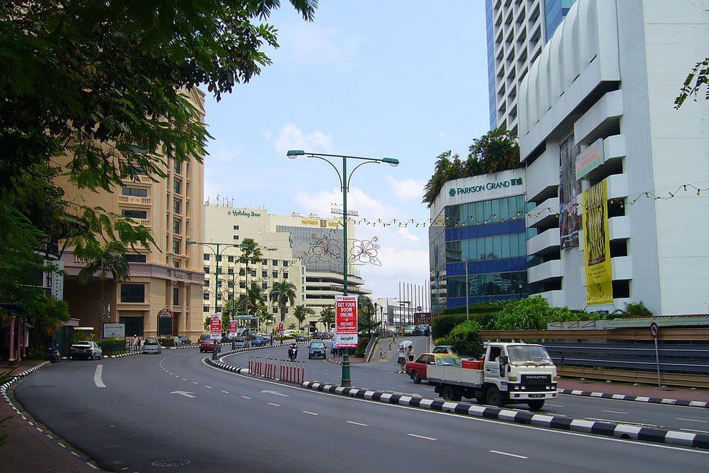Kuching digital nomad destination