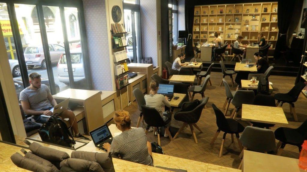 Magveto Cafe Budapest