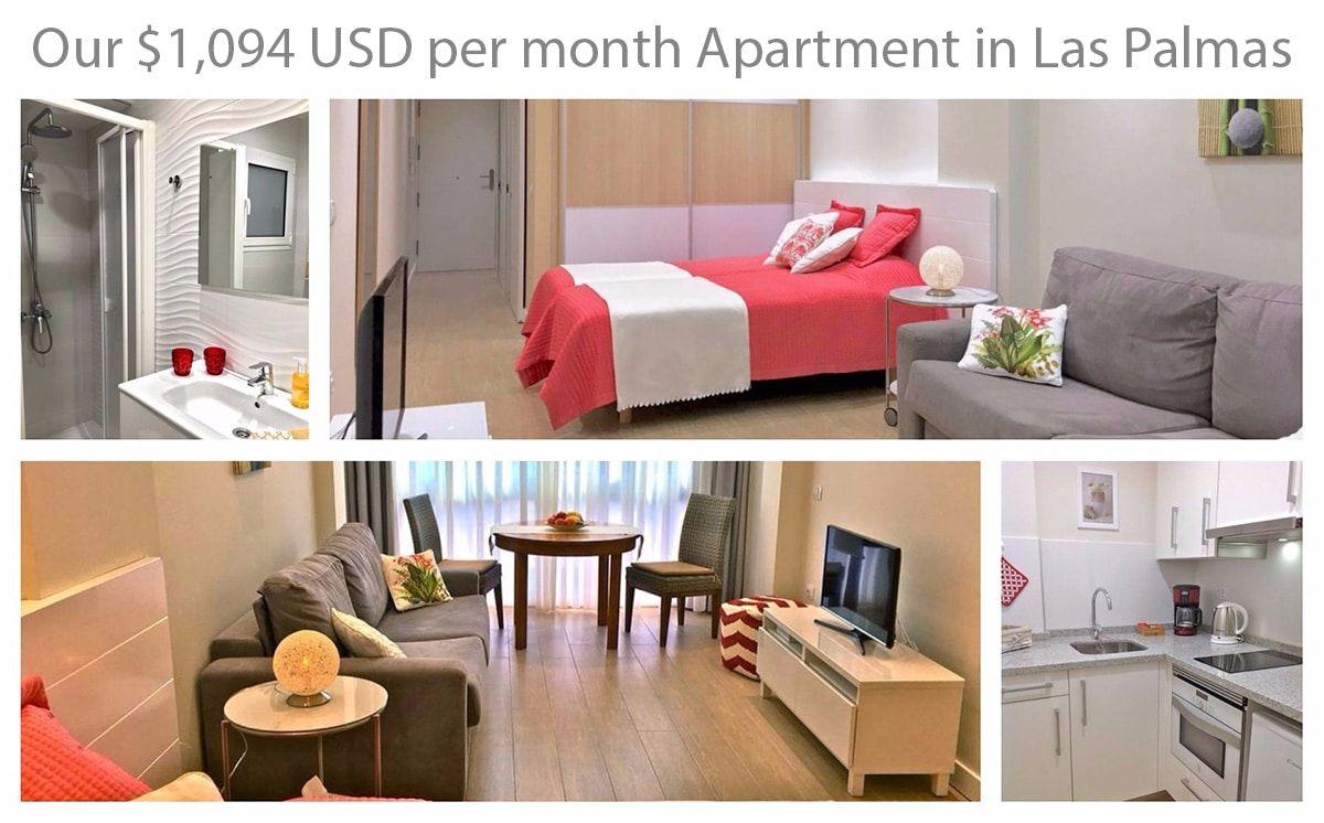 Our Apartment in Las Palmas