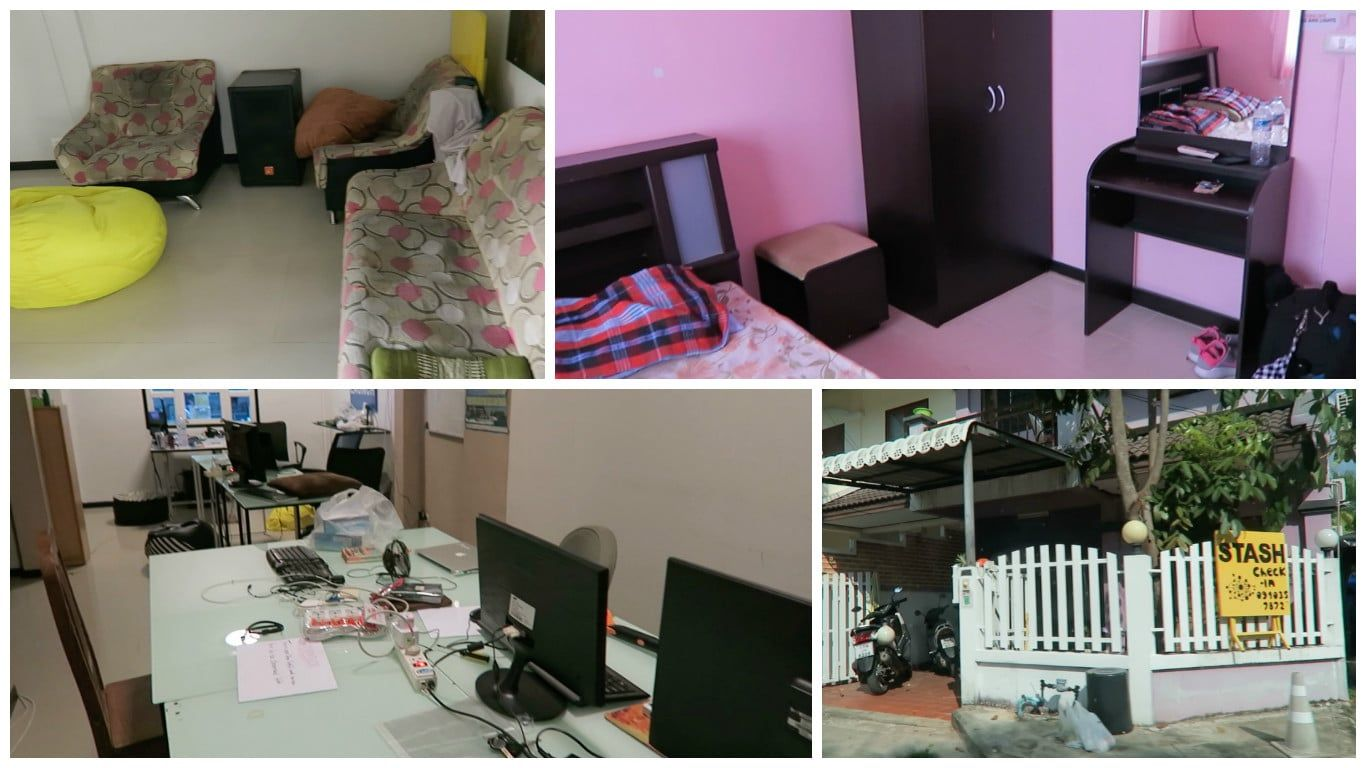Phuket Stash Coworking/Coliving Space