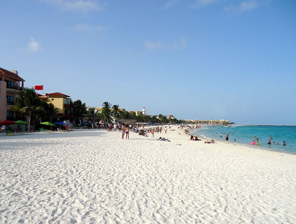 Playa del Carmen digital nomad destination