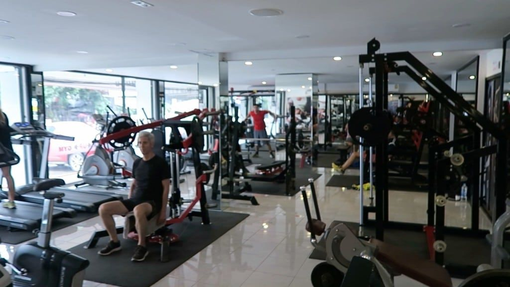 Power Up Gym Chiang Mai