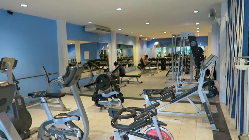 Powerhouse Gym Chiang Mai