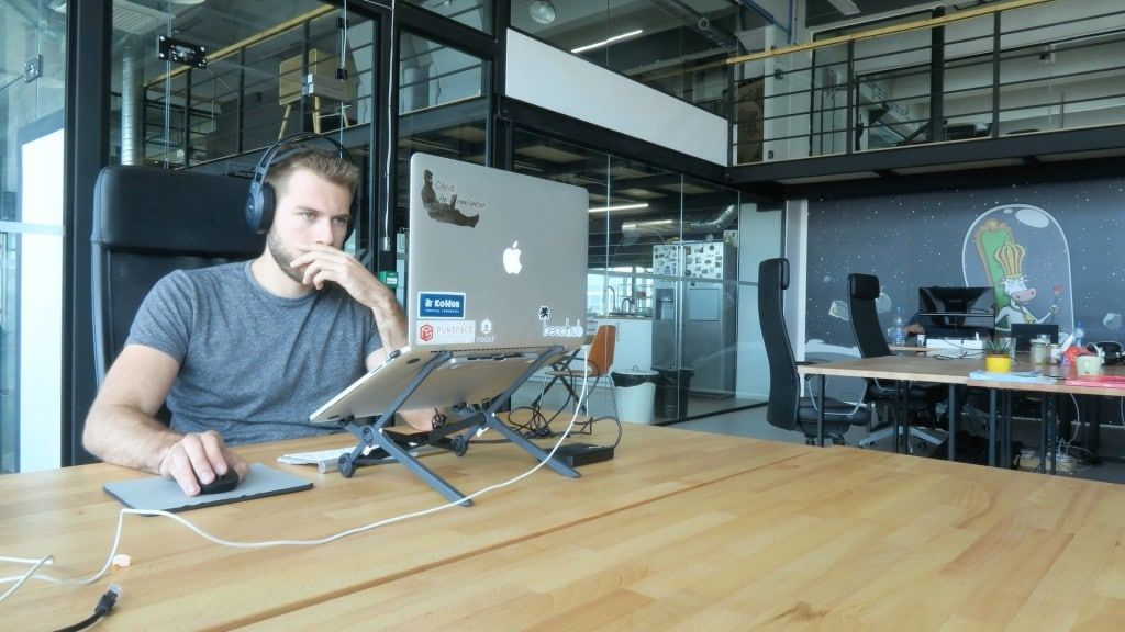 Puzl Coworking Space