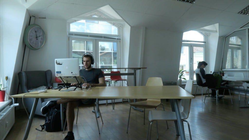 SOHO Coworking Space