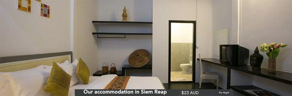 Siem Reap Accomodation