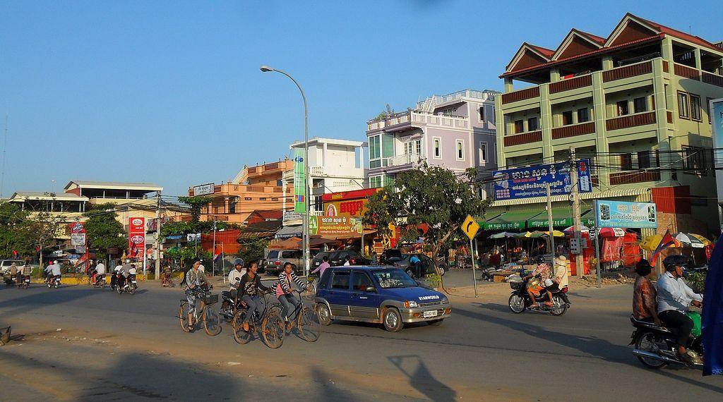 Siem Reap digital nomad destination