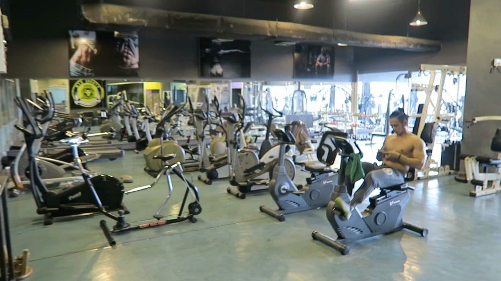 Strong Gym Chiang Mai