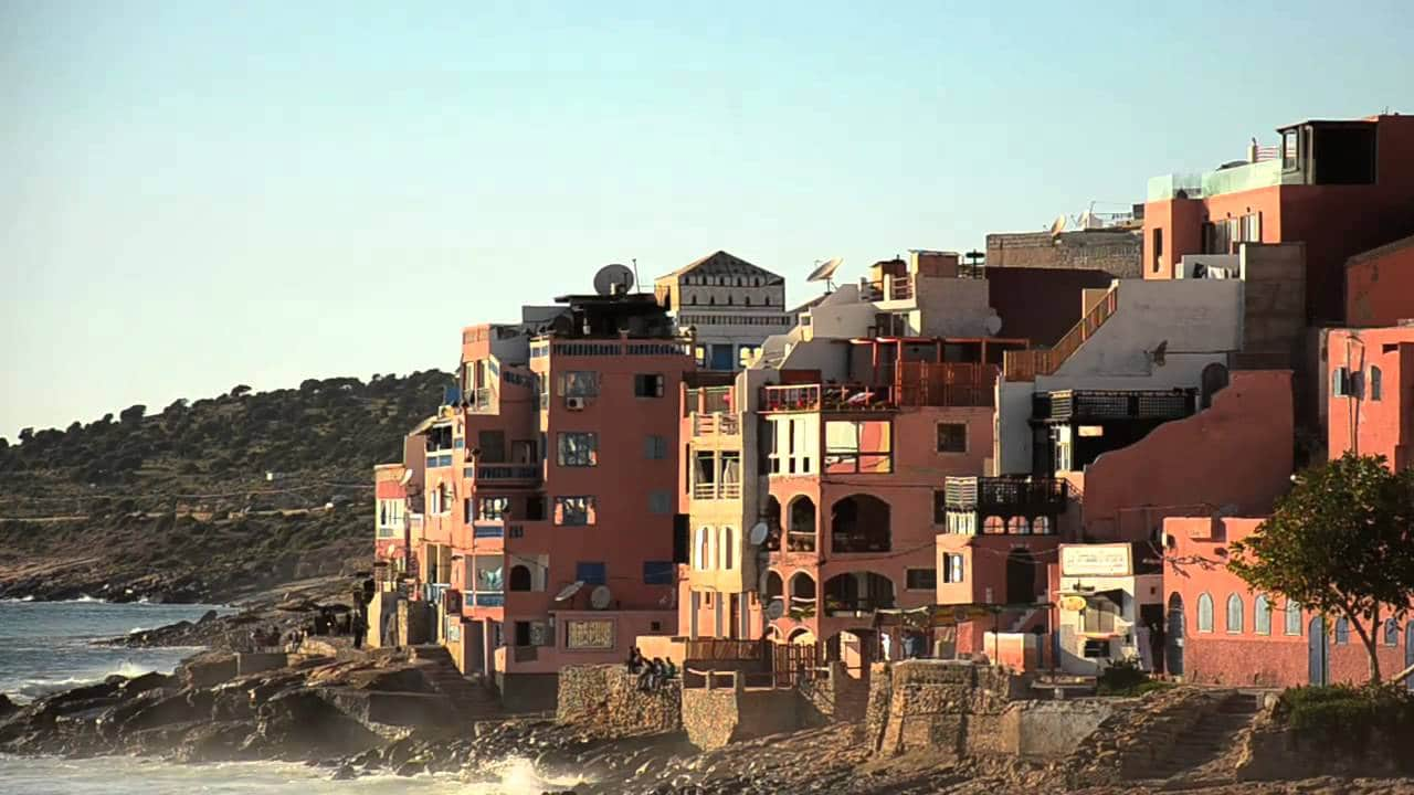 Taghazout digital nomad destination