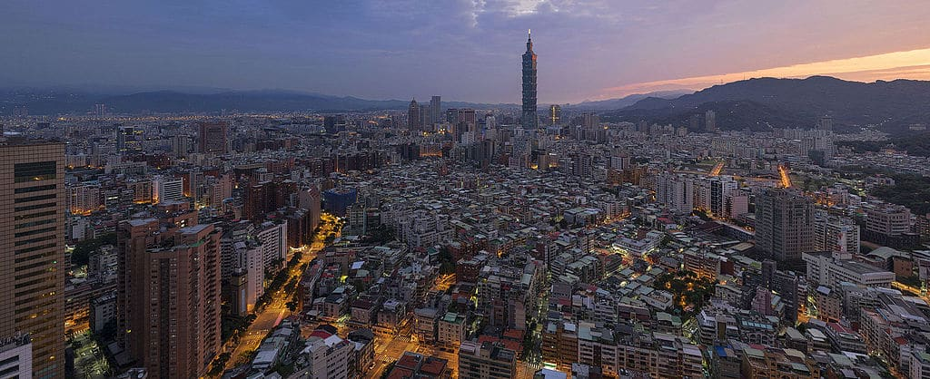 Taipei digital nomad destination