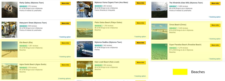 Mykonos Top 11 on Tripadvisor