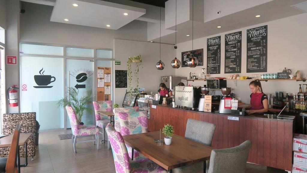 Bendito Cafe Playa del Carmen