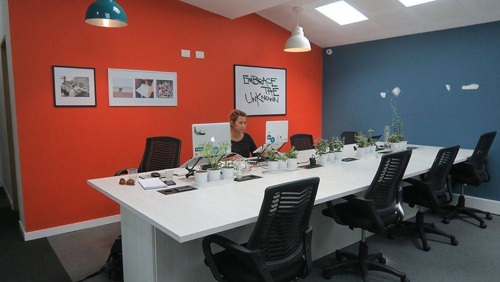Global Express Coworking Space Medellin