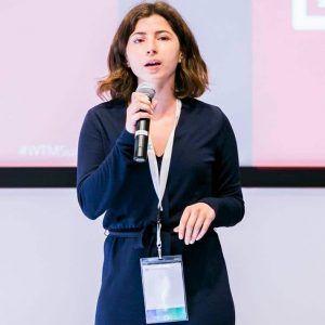 Olga Kostova Conversion Rate Optimiser