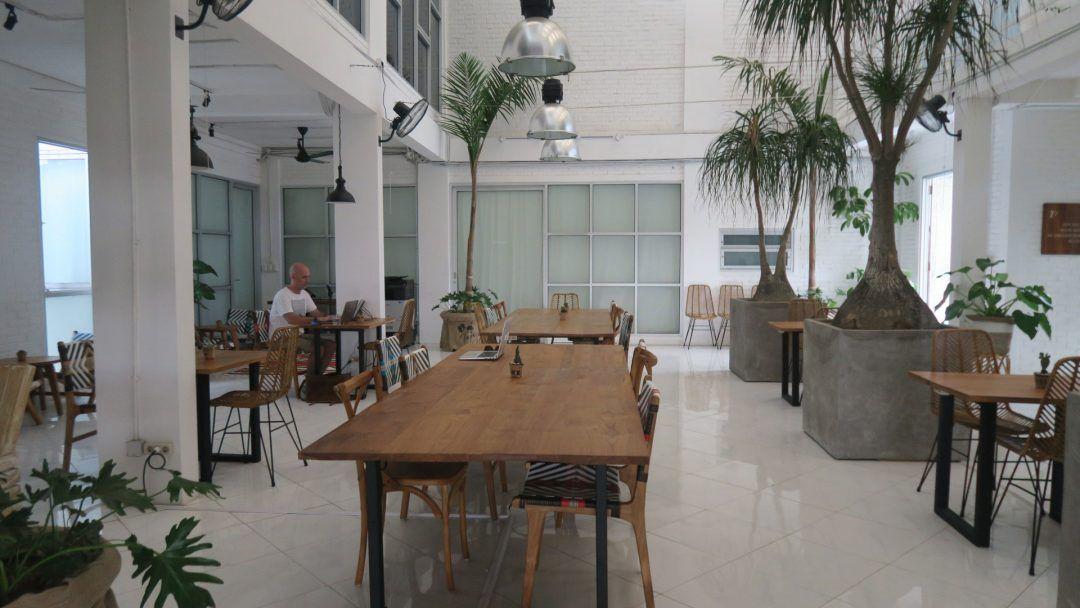 Tropical Nomad Canggu Coworking Space