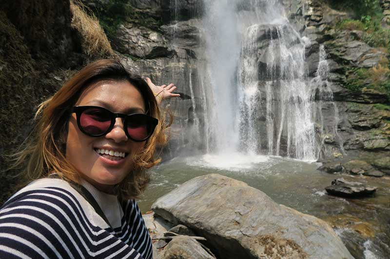 Presenting... The Wachirathan Falls